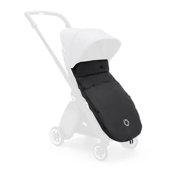 Footmoof negro para Coche Bugaboo Ant