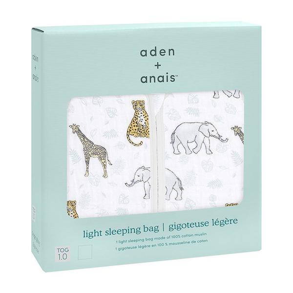 Saco para Dormir Classic Jungle Aden and Anais