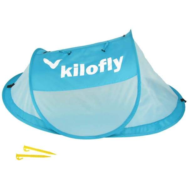 Carpa Pop-up con Filtro UV Turquesa Kilofly