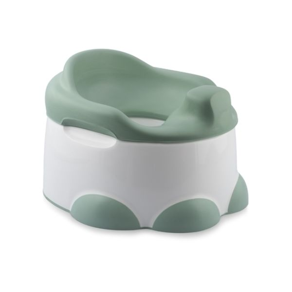 Entrenador de baño multiple Step´n Potty Menta Bumbo