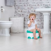 Entrenador de baño multiple Step´n Potty Gris Bumbo