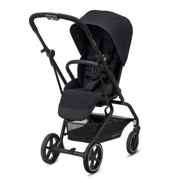Coche de Paseo Eezy S Twist Plus v2 Deep Black Cybex