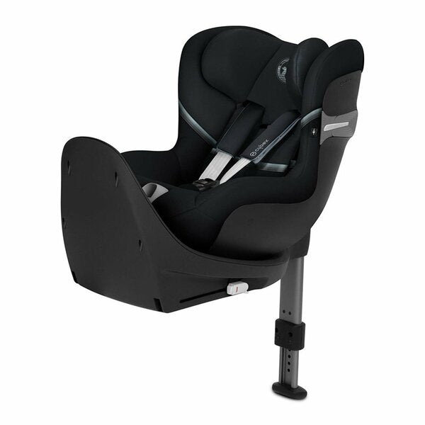 Silla de Auto Covertible Sirona S I-Size 360º Black Cybex