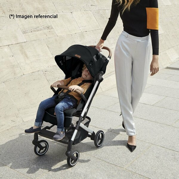 Coche de Paseo Qbit+ All-City Velvet Black GB