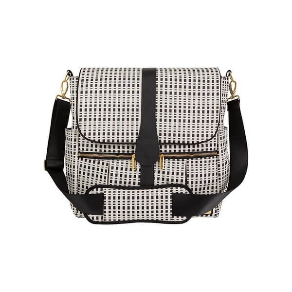 Mochila muda Black and Cream JJ Cole