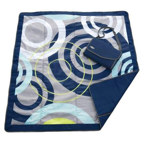 Manta Picnic Impermeable Azul Orbit JJ Cole