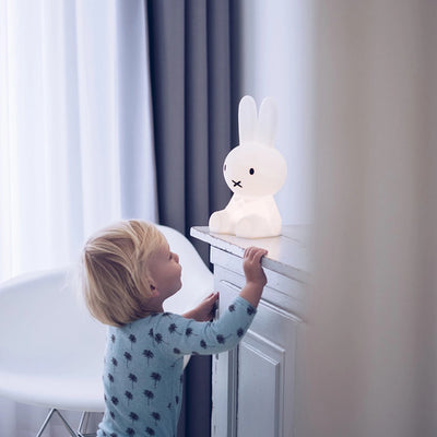Lámpara Led Miffy Primera Luz Mr. Maria