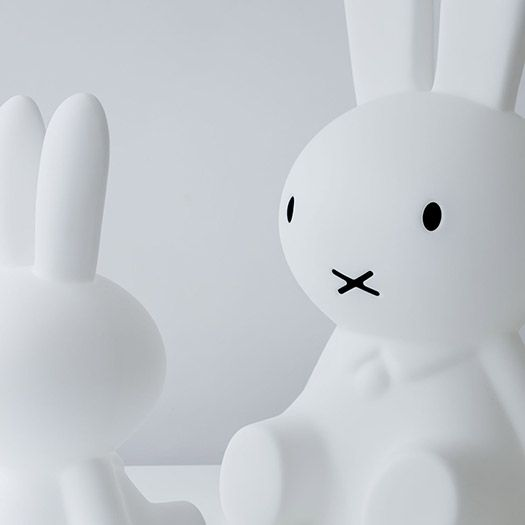 Lámpara Led Miffy XL Mr. Maria PRE-VENTA