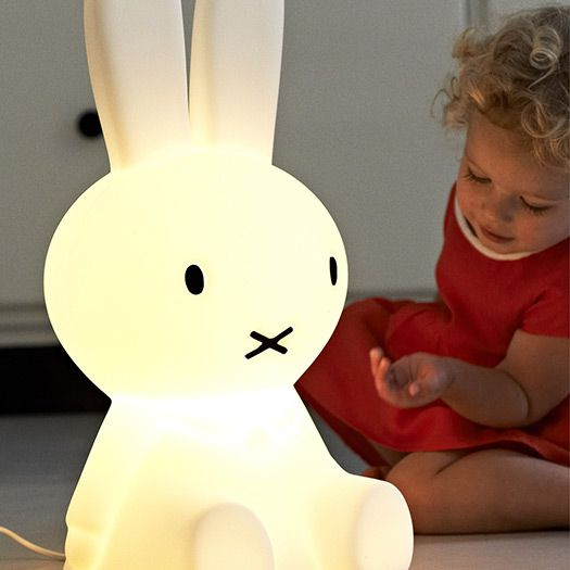 Lámpara Led Miffy Medium Mr. Maria
