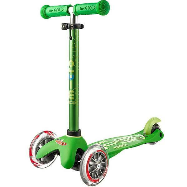 Scooter Mini Micro Deluxe verde