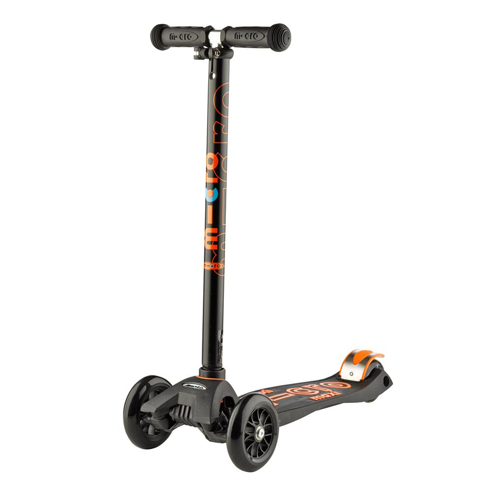 Micro Scooter Maxi Deluxe Negro