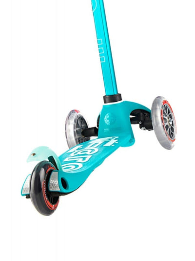 Scooter Mini Micro Deluxe aqua