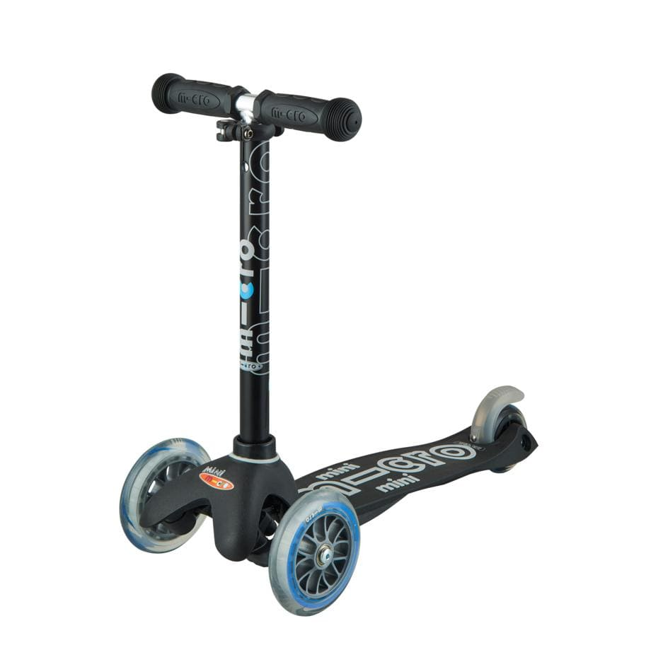 Scooter Mini Micro Deluxe negro