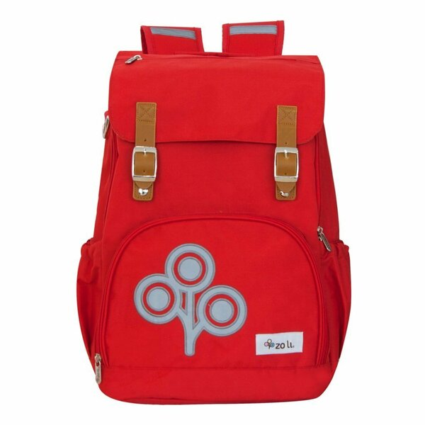 Mochila STASH Red Zoli