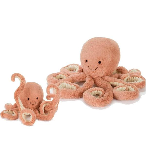 Peluche Pulpo Odell Jellycat