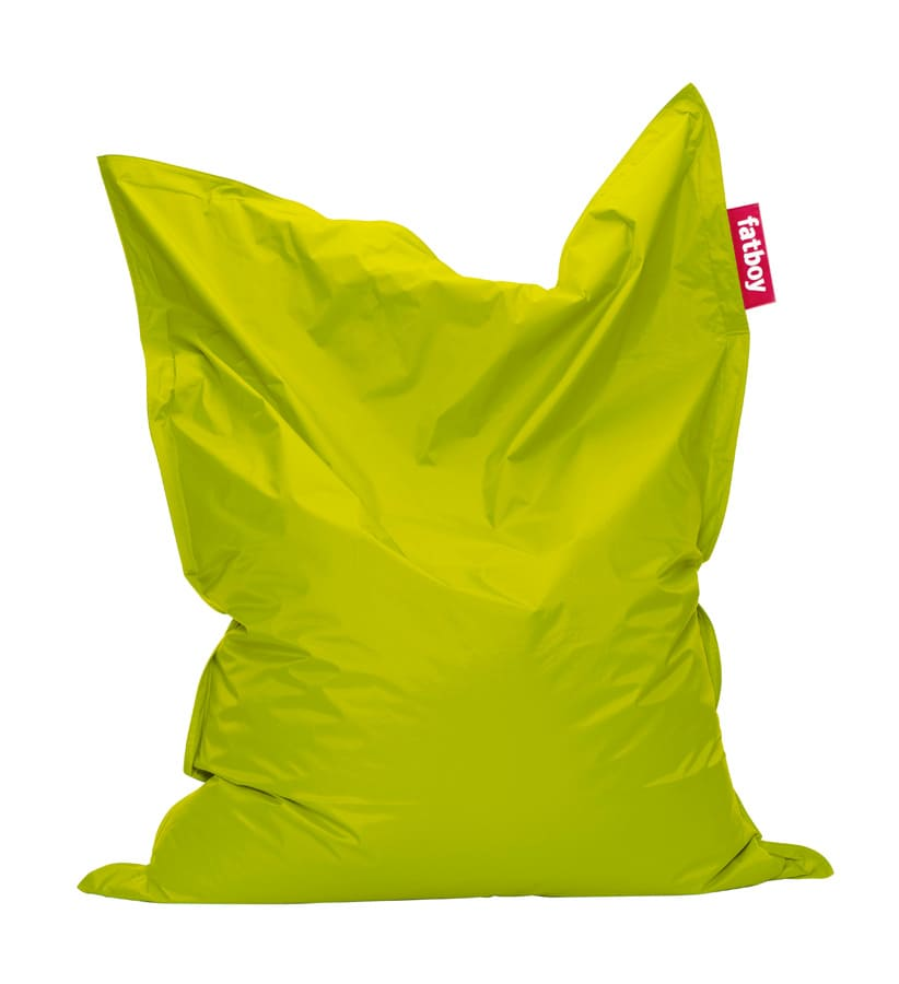 Pouf fatboy the original lime green