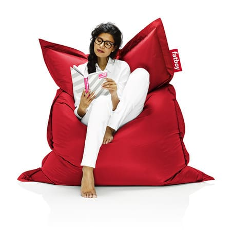 Pouf fatboy the original red (PRE-VENTA)