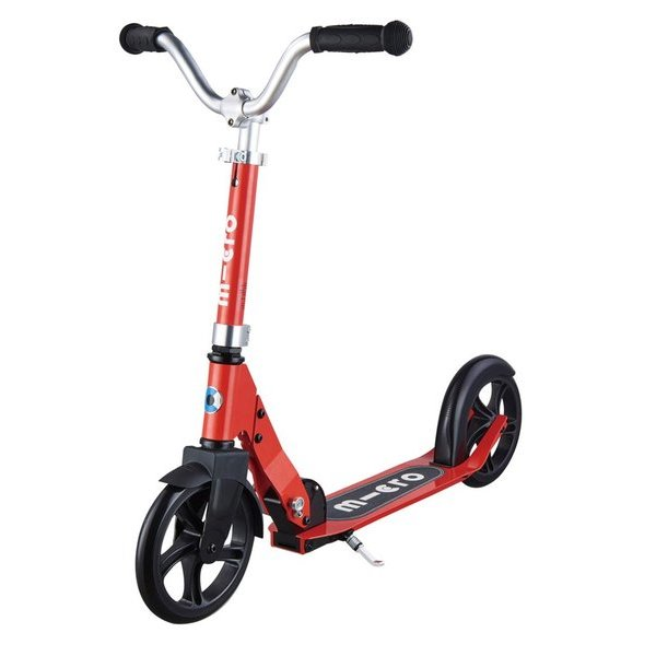 Scooter Cruiser rojo Micro