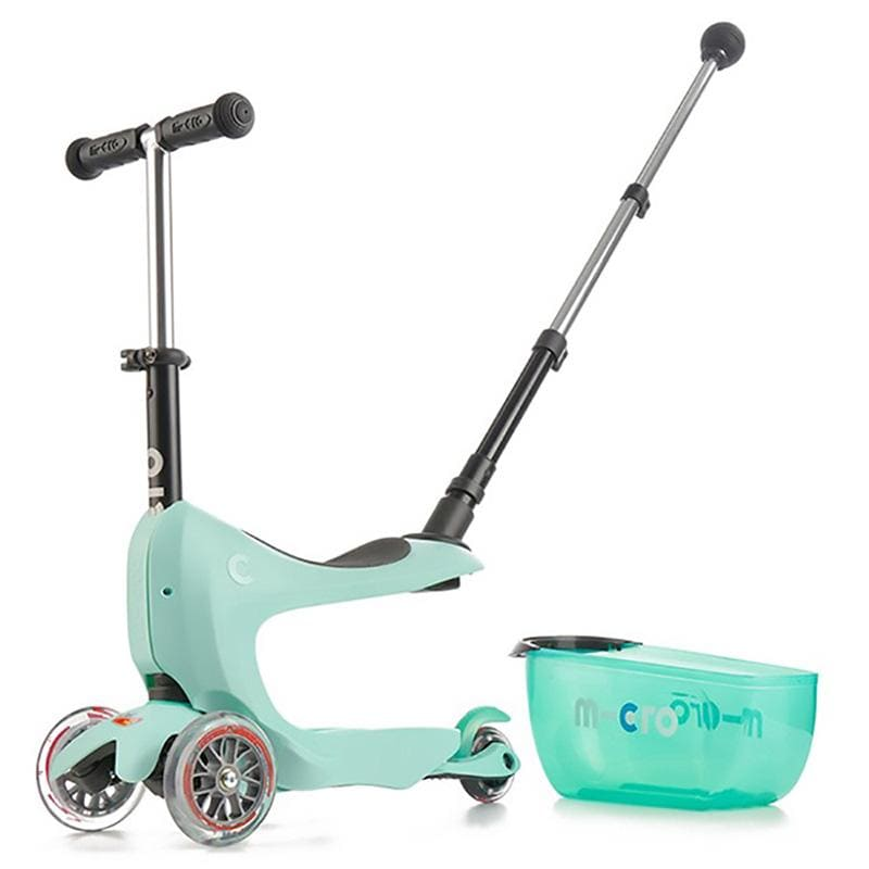 Scooter Micro Mini 2 Go Deluxe Plus menta