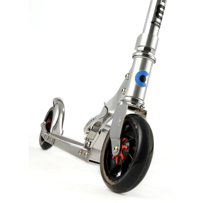 Scooter de adulto Micro Speed+ silver