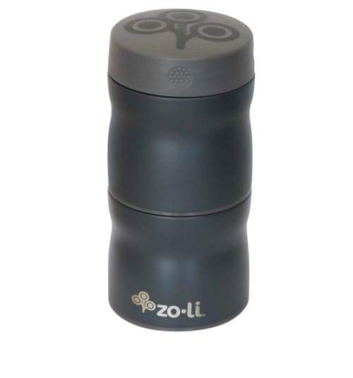 Termo doble - 240ml cada contenedor This & That Grey Zoli