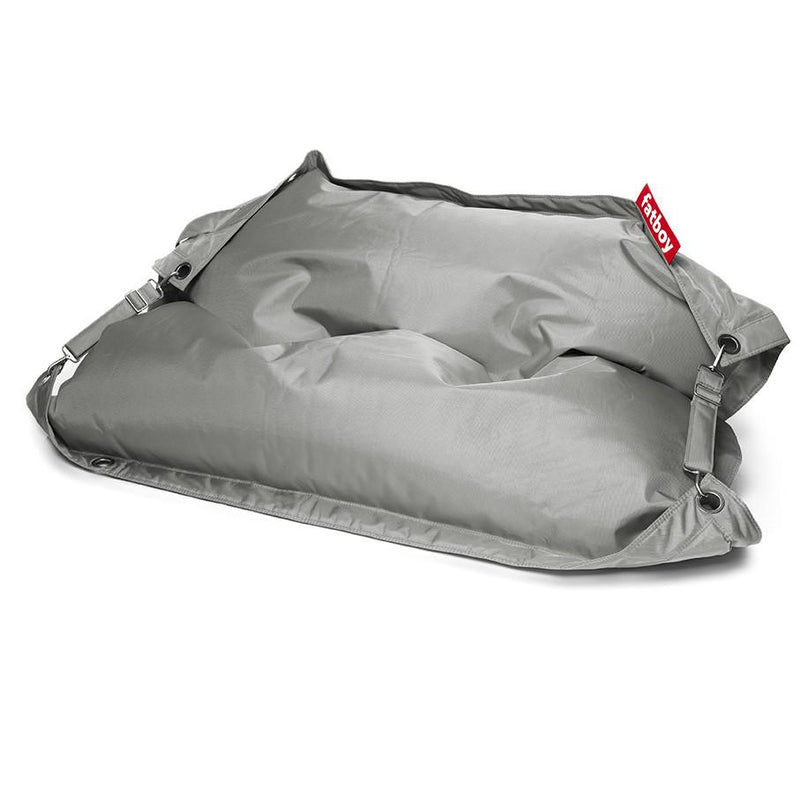 Pouf Buggle Up Light Grey Fatboy (PRE-VENTA)