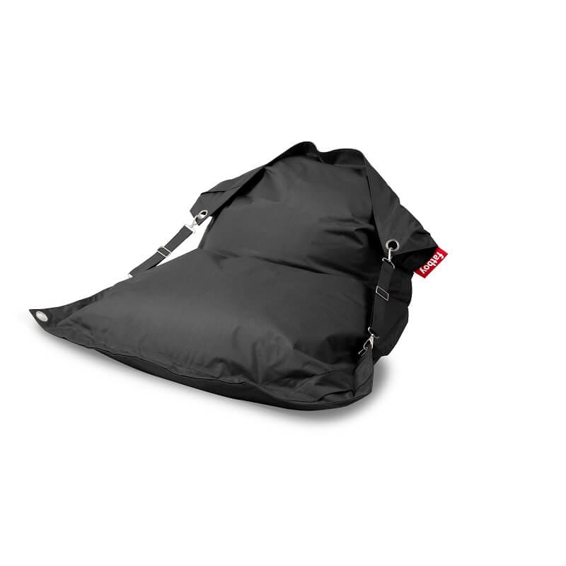Pouf Buggle Up Fatboy Outdoor Charcoal (PRE-VENTA)