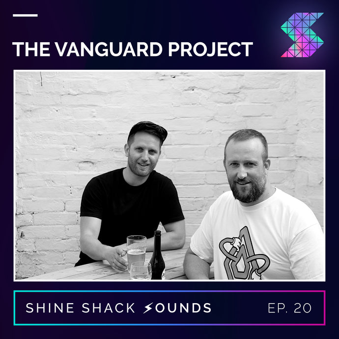Episode #20 - The Vanguard Project