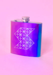 Holographic Hip Flask