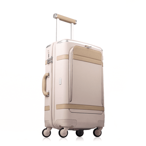"Floatti 20"" Carry-On Cream"