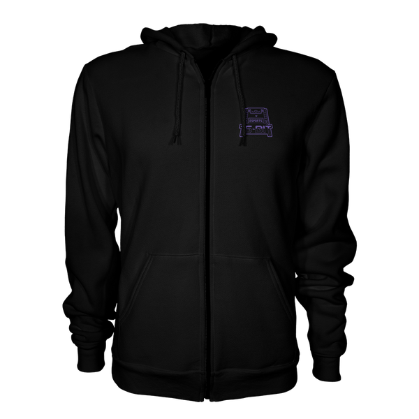 16-Bit Zip Up Hoodies