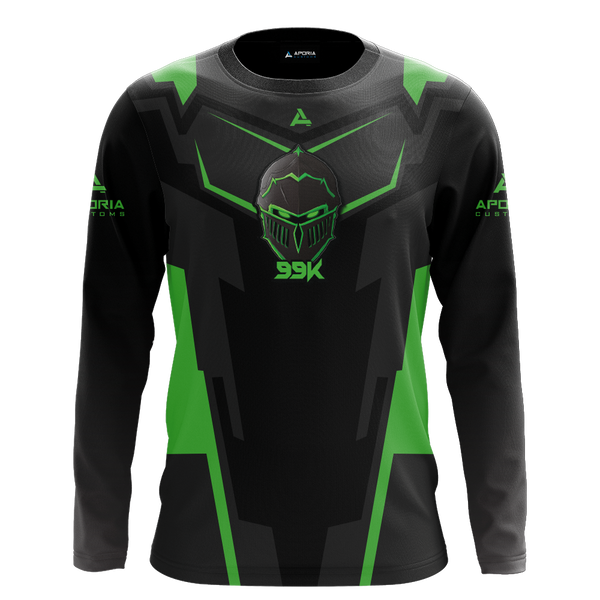 99 Knights Long Sleeve Jersey