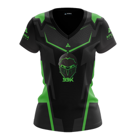 99 Knights Women's Short Sleeve Jersey