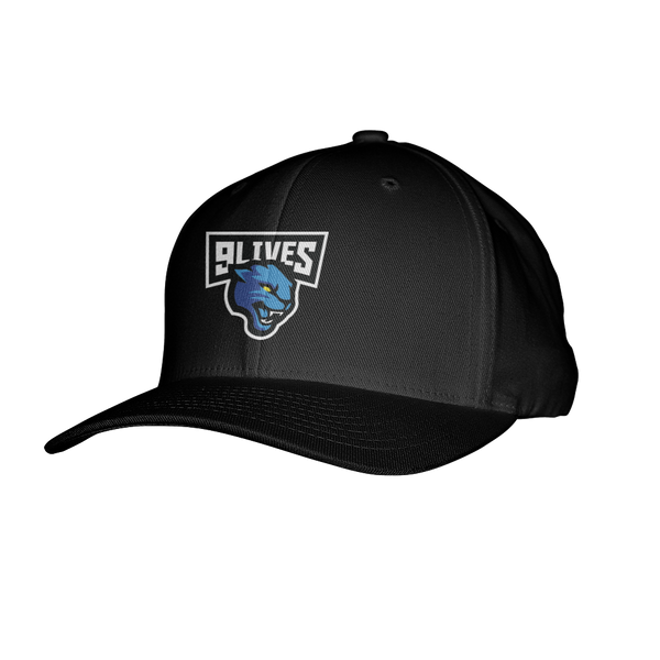 9 Lives Flexfit Hat