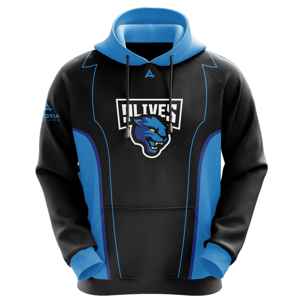 9 Lives Sublimated Hoodie