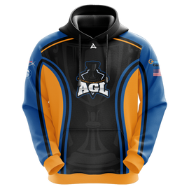 Alliance Gaming League Sublimated Hoodie