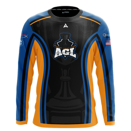 Alliance Gaming League Long Sleeve Jersey