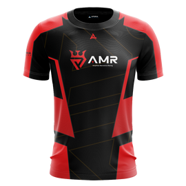 AMR Short Sleeve Jersey - Black