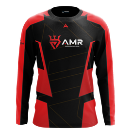 AMR Long Sleeve Jersey - Black