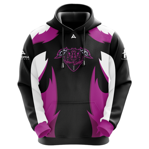 Angel's Retribution Sublimated Hoodie