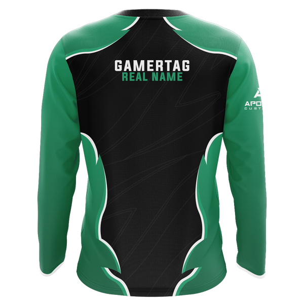 AusArkCluster Long Sleeve Jersey
