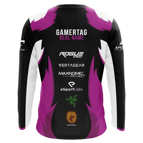 Angel's Retribution Long Sleeve Jersey