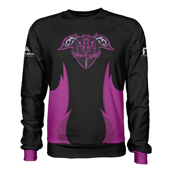 Angel's Retribution Sublimated Sweatshirt