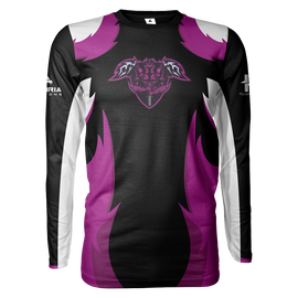 Angel's Retribution Sublimated Long Sleeve T-Shirt