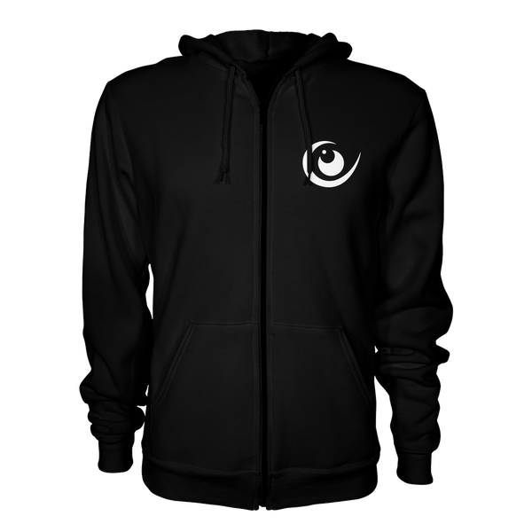 3rd Eye Sanctuary Zip Up Hoodie