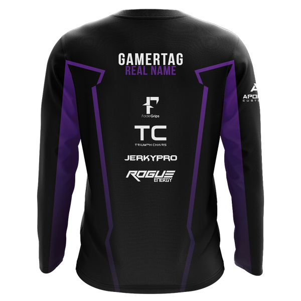 AmpedUp Gaming Long Sleeve Jersey