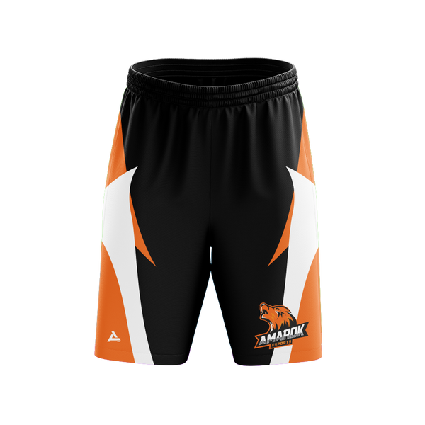 Amarok Esports Sublimated Shorts