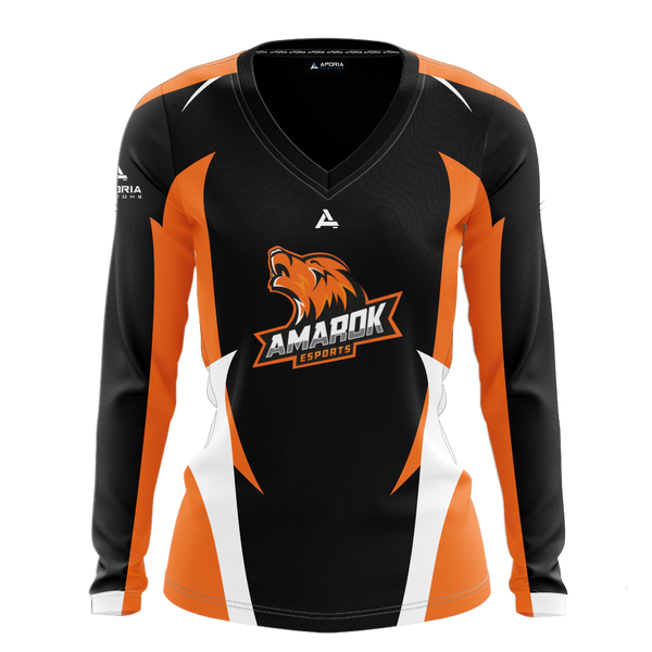 Amarok Esports Women's Long Sleeve Jersey