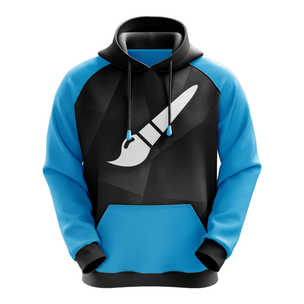 Sublimated Hoodie Design