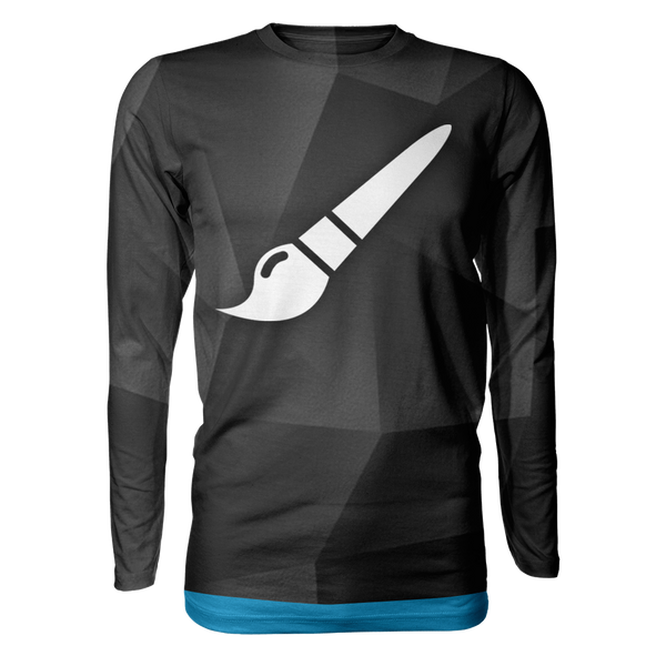 Sublimated Long Sleeve Shirt Design